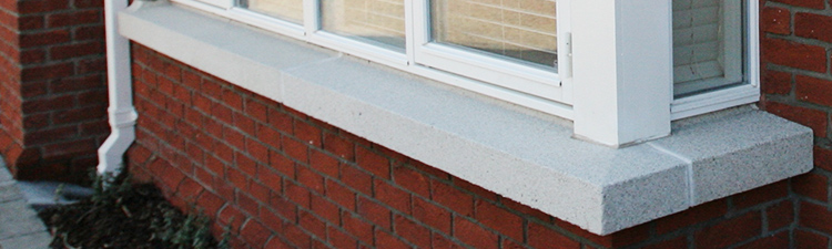 Cast Stone Window Sills