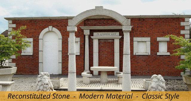 Reconstituted Stone Products