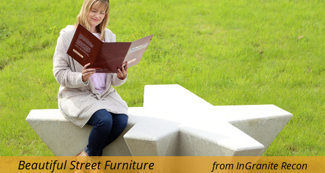 Reconstituted Granite Street Furniture